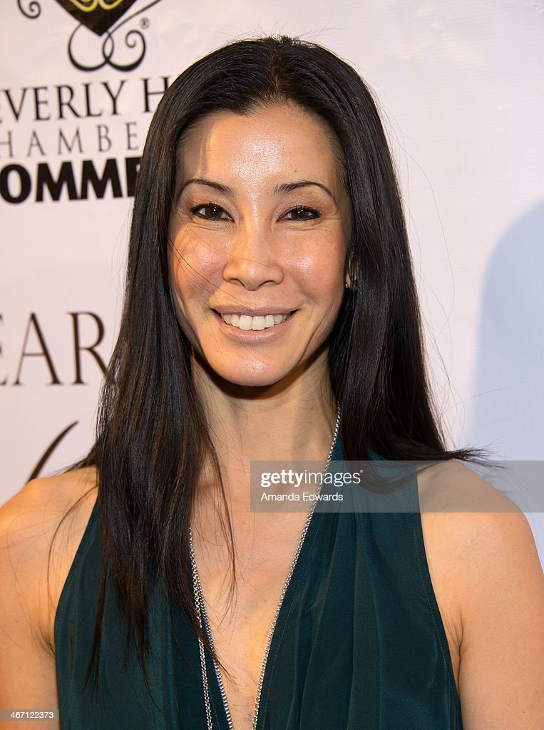 Journalist <a gi-track='captionPersonalityLinkClicked' href=/galleries/search?phrase=Lisa+Ling&family=editorial&specificpeople=240577 ng-click='$event.stopPropagation()'>Lisa Ling</a> arrives at The Beverly Hills Chamber Of Commerce's