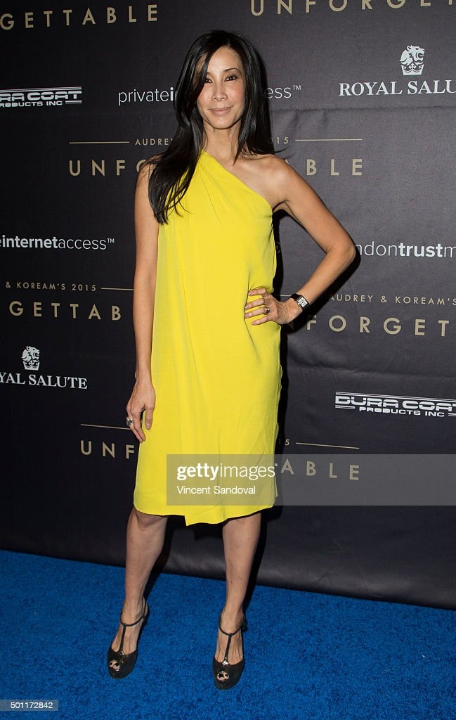 Journalist Lisa Ling attends the Asian American Awards Unforgettable Gala at The Beverly Hilton Hotel on December 12 2015 in Beverly Hills California