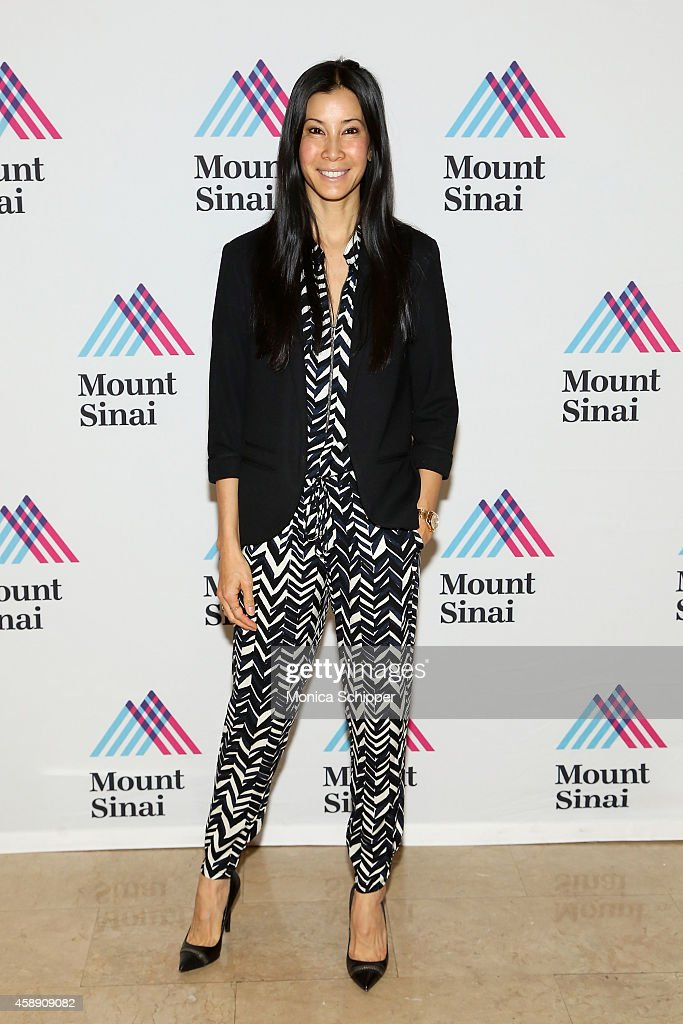 Journalist Lisa Ling attends the Mount Sinai Women's Health Day of Learning and Luncheon on November 13 2014 in New York City