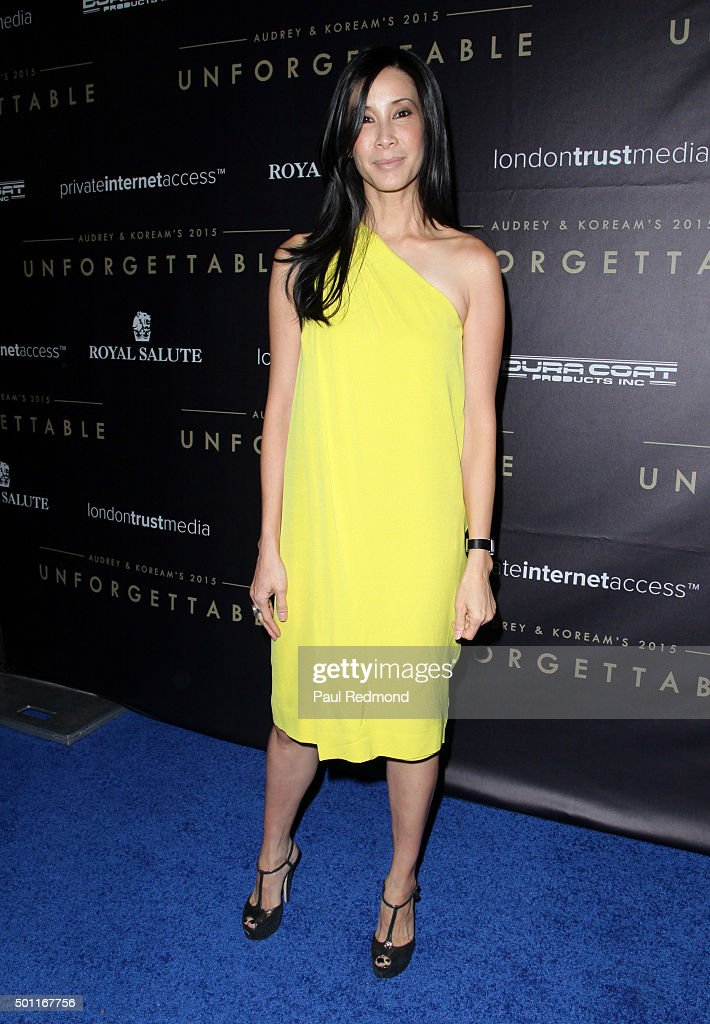 Journalist Lisa Ling attends Unforgettable Gala Asian American Awards at The Beverly Hilton Hotel on December 12 2015 in Beverly Hills California