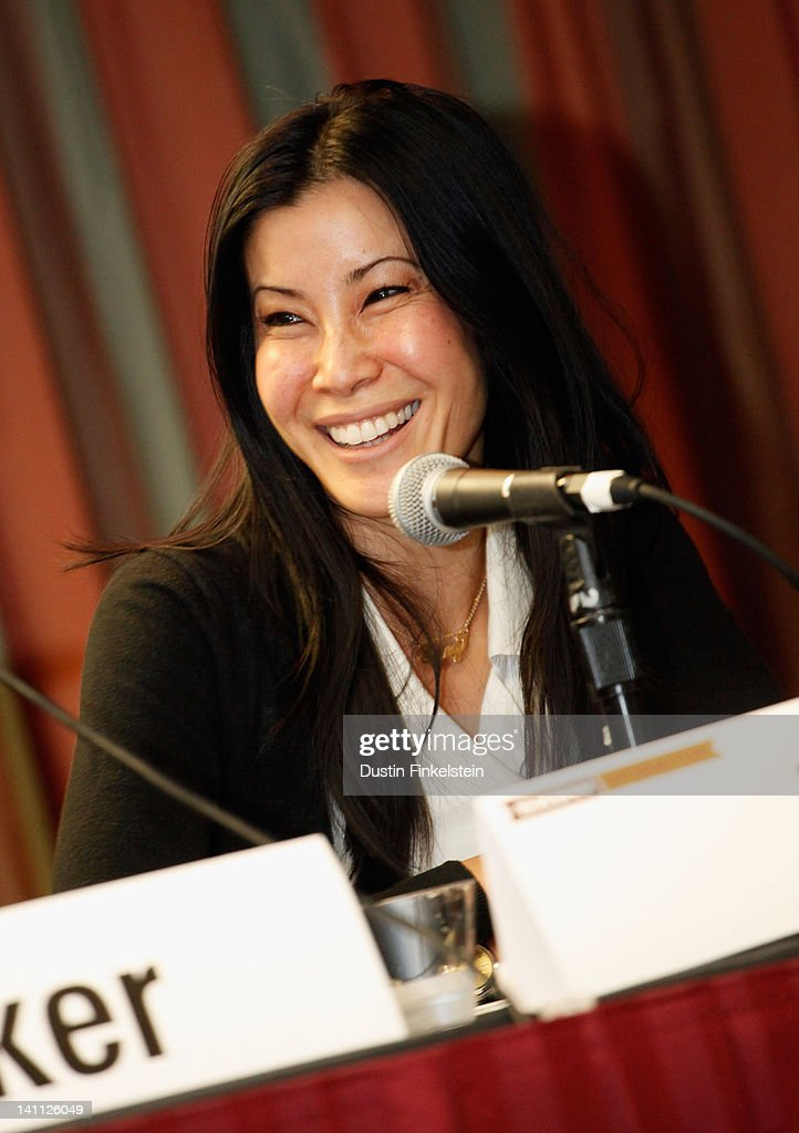 Journalist Lisa Ling speaks onstage at How Women Present Themselves in the Digital Age during the 2012 SXSW Music Film Interactive Festival at Omni...