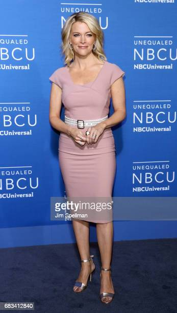 Journalist Megyn Kelly attends the 2017 NBCUniversal Upfront at Radio City Music Hall on May 15 2017 in New York City
