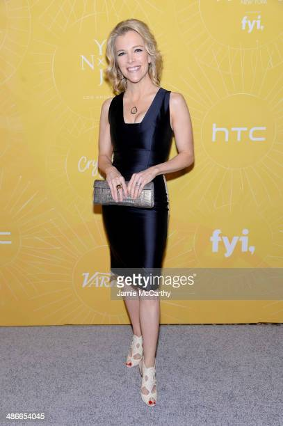 Journalist Megyn Kelly attends Variety Power Of Women New York presented by FYI at Cipriani 42nd Street on April 25 2014 in New York City