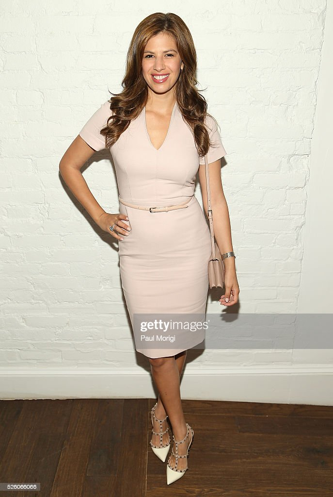 Journalist Michelle Fields attends the Glamour and Facebook brunch to discuss sexism in 2016, during WHCD Weekend at Kinship on April 29, 2016 in Washington, DC.