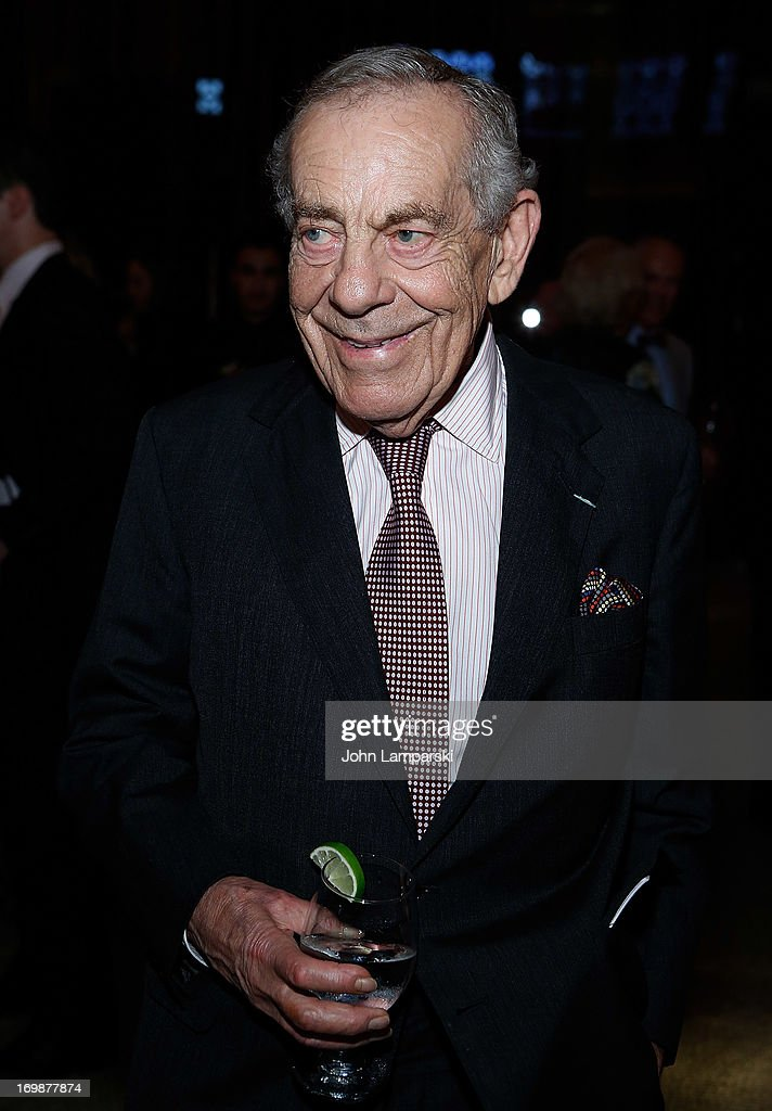 Journalist <a gi-track='captionPersonalityLinkClicked' href=/galleries/search?phrase=Morley+Safer&family=editorial&specificpeople=208905 ng-click='$event.stopPropagation()'>Morley Safer</a> attends the 2nd Annual Decades Ball at Capitale on June 3, 2013 in New York City.