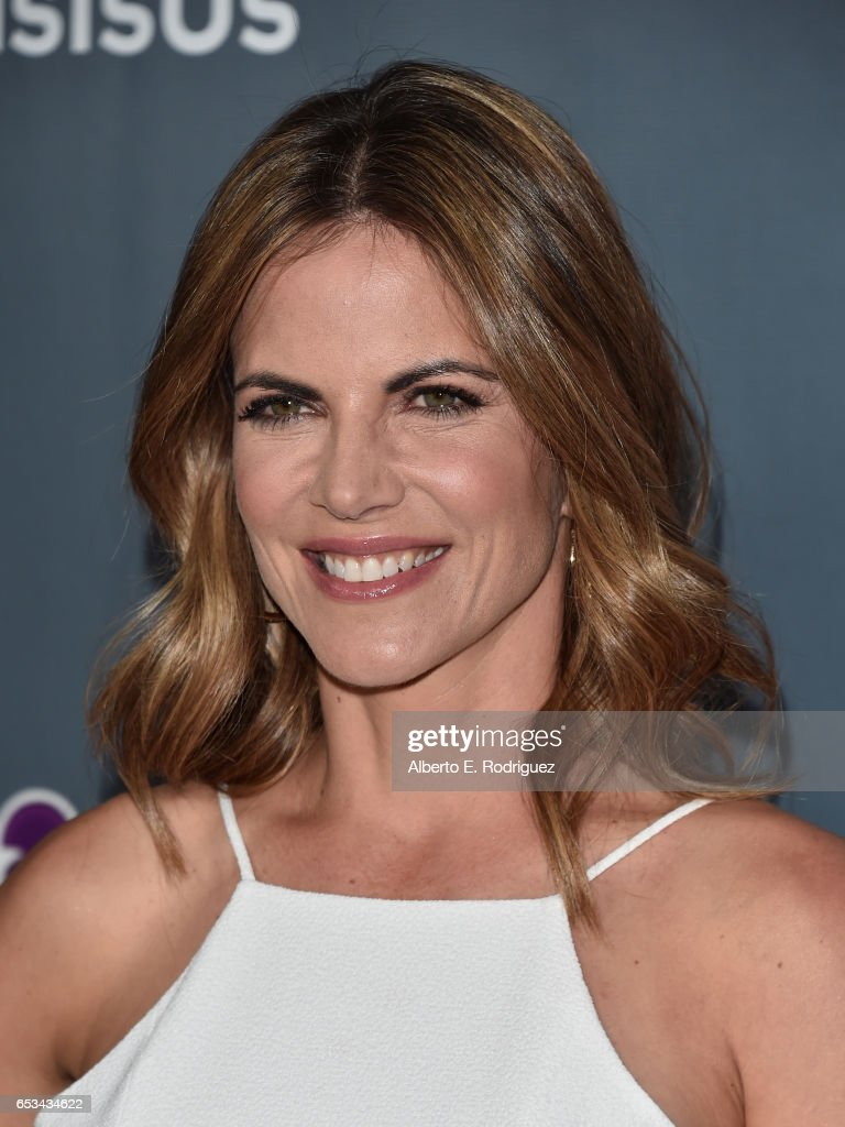 Journalist Natalie Morales attend a screening of the season finale of NBC's 'This Is Us' at The Directors Guild Of America on March 14, 2017 in Los Angeles, California.