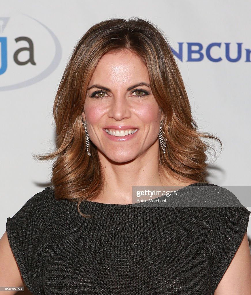 Journalist Natalie Morales attends National Lesbian And Gay Journalists Association 18th Annual New York Benefit on March 21, 2013 in New York, United States.