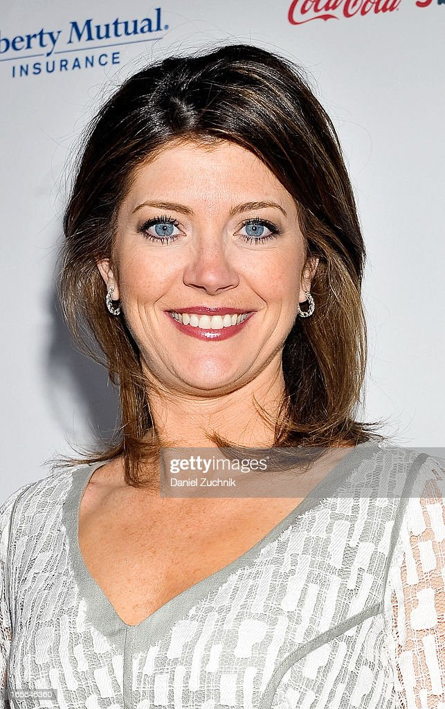 Journalist Norah O'Donnell attends the Women in the World Summit 2013 on April 4, 2013 in New York, United States.