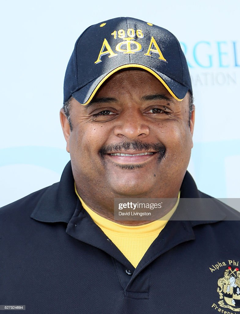 Journalist <a gi-track='captionPersonalityLinkClicked' href=/galleries/search?phrase=Roland+Martin&family=editorial&specificpeople=5490103 ng-click='$event.stopPropagation()'>Roland Martin</a> attends the Ninth Annual George Lopez Celebrity Golf Classic at Lakeside Golf Club on May 2, 2016 in Burbank, California.