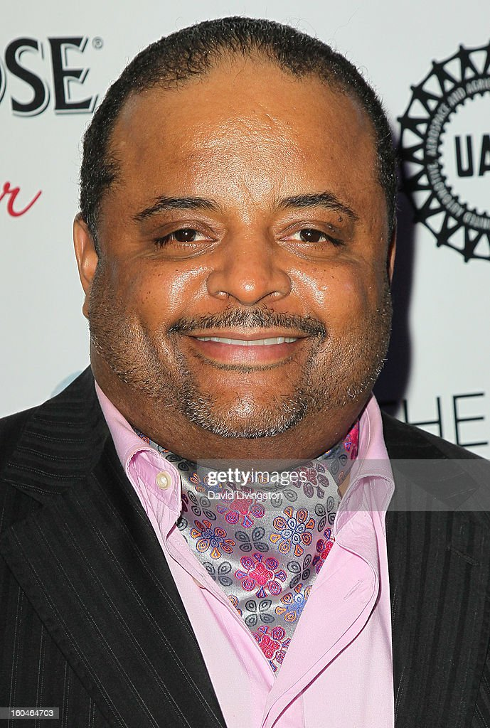 Journalist Roland S. Martin attends the NAACP Image Awards Pre-Gala at Vibiana on January 31, 2013 in Los Angeles, California.