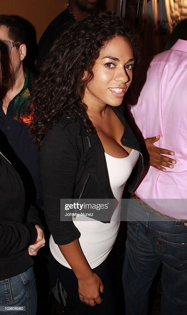 Journalist Sharon Carpenter attends Knight's Official Video Release Party at Taj Lounge on August 24 2010 in New York City