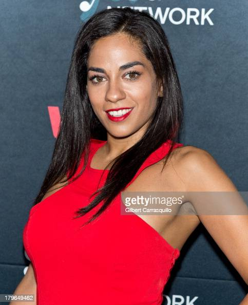 Journalist Sharon Carpenter attends Style Network's 'Style To Rock' Event at Skylight Modern on September 5 2013 in New York City