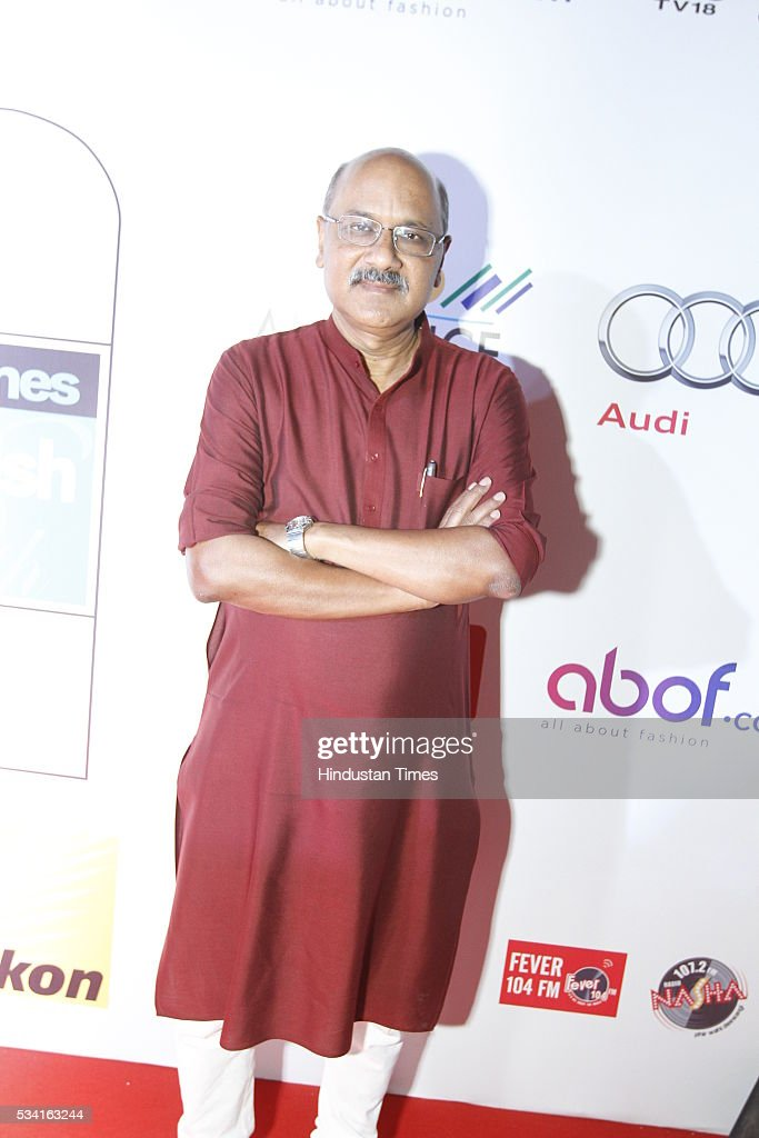 Journalist Shekhar Gupta at Hindustan Times Most Stylish Awards 2016 at hotel JW Marriot, Aerocity on May 24, 2016 in New Delhi, India.