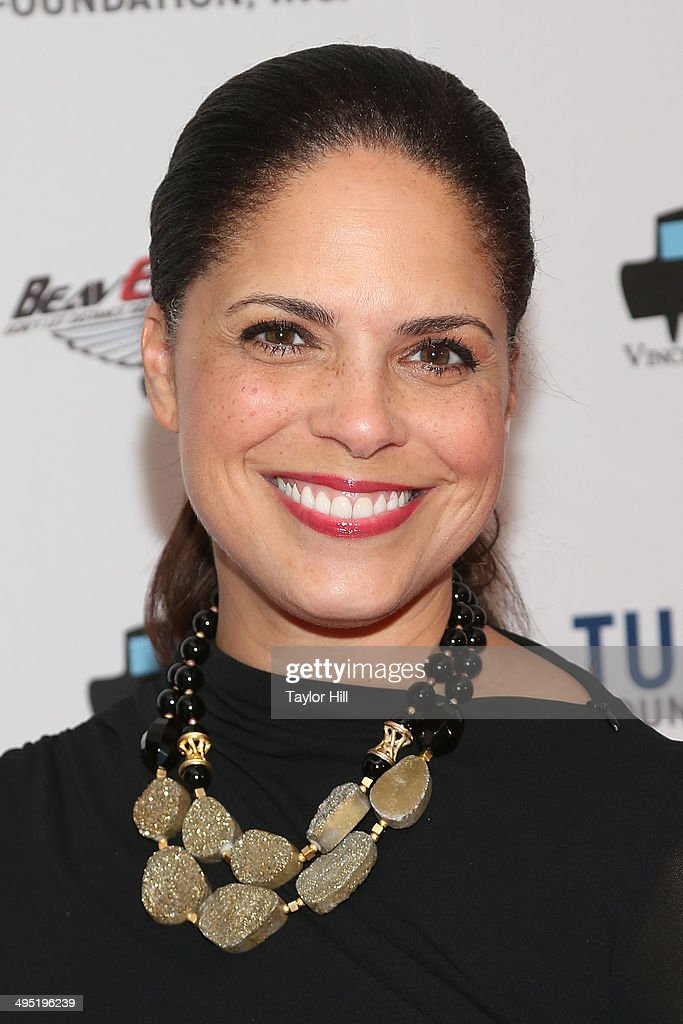 Journalist <a gi-track='captionPersonalityLinkClicked' href=/galleries/search?phrase=Soledad+O%27Brien&family=editorial&specificpeople=223926 ng-click='$event.stopPropagation()'>Soledad O'Brien</a> attends theDerek Jeter 18th Annual Turn 2 Foundation dinner at Sheraton New York Times Square on June 1, 2014 in New York City.