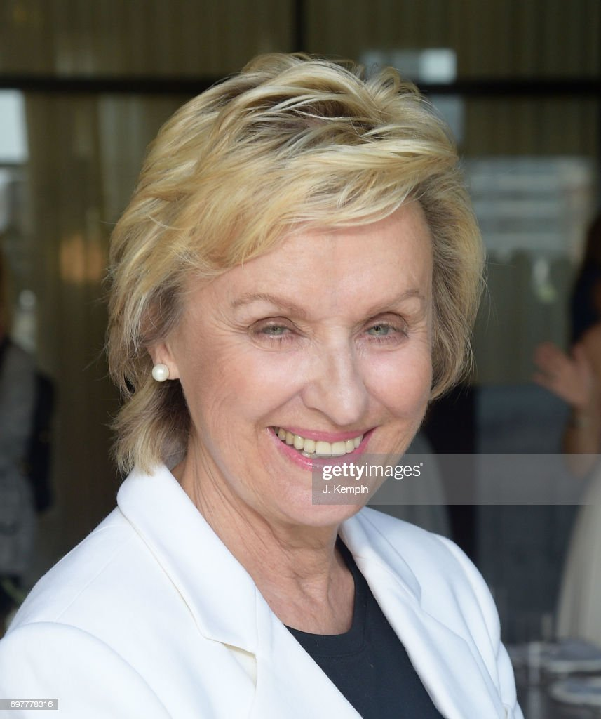 Journalist Tina Brown attends the VIP Lunch In Honor Of Travelzoo at Spring Place on June 19, 2017 in New York City. Travelzoo is the only publicly traded company in the USA with an 80% female board of directors.
