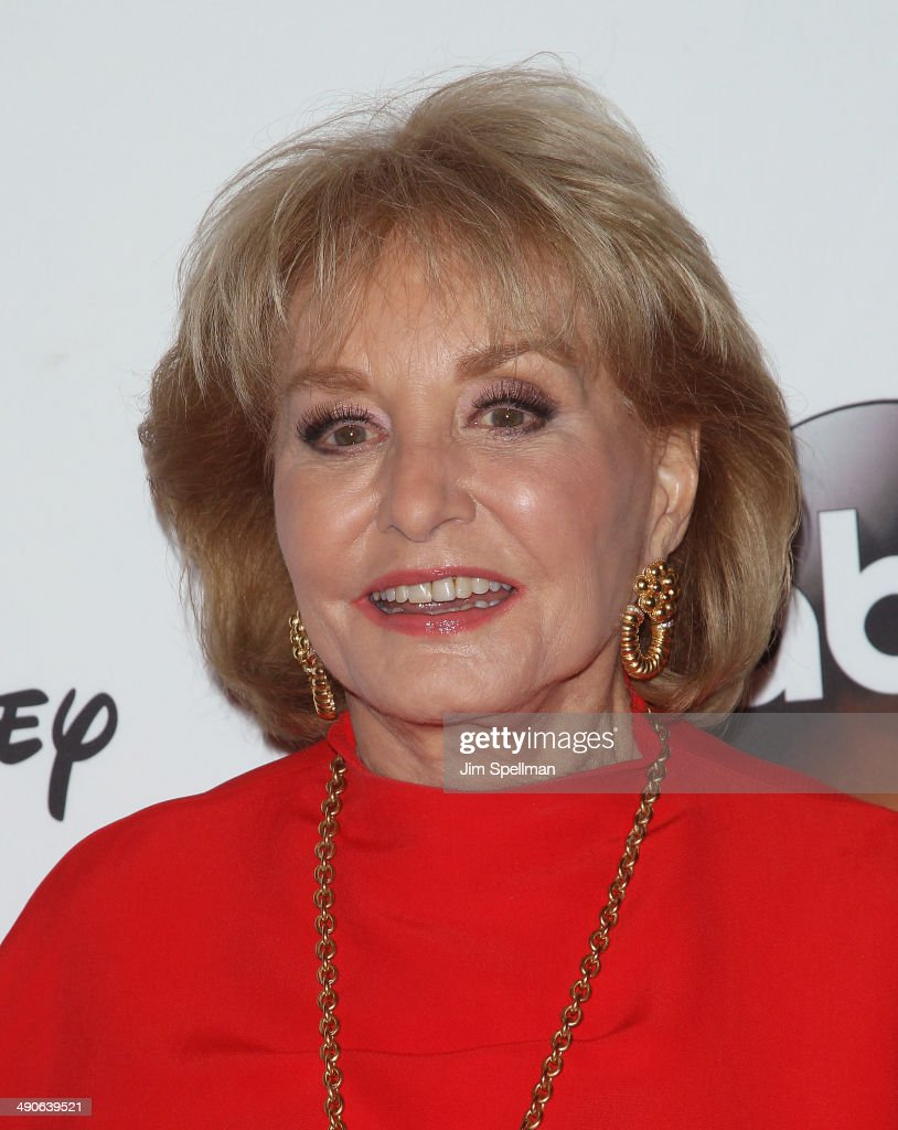 Journalist/tv personality Barbara Walters attends A Celebration of Barbara Walters Cocktail Reception Red Carpet at the Four Seasons Restaurant on May 14, 2014 in New York City.