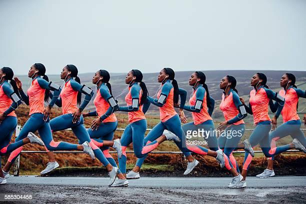 Journey of a Female Runner