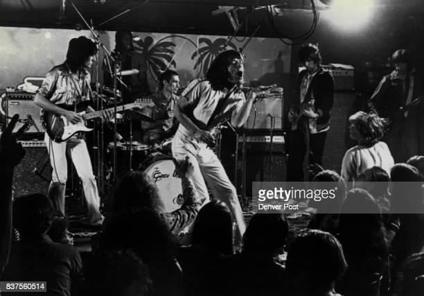 Jovan calls its sponsorship of Rolling Stones tour 'a perfect match' Rolling Stones at 'El Macombo' Credit Denver Post