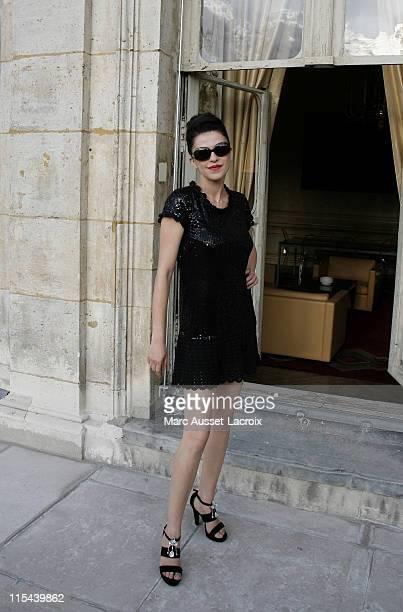Jovanka Sopalovic the launching of the 24eme Fete du Cinema at Ministere de al Culture on June 26 2008 in Paris France
