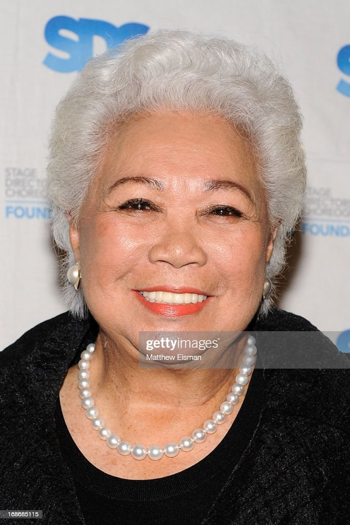 Joy Abbott attends the 2013 Mr. Abbott Award event at B.B. King Blues Club & Grill on May 13, 2013 in New York City.