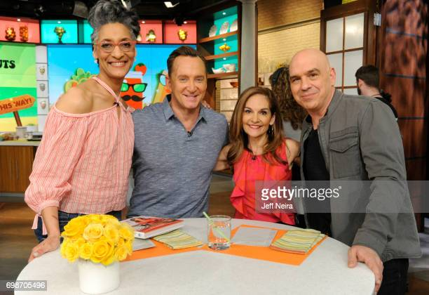 THE CHEW Joy Bauer is the guest Tuesday June 20 2017 on ABC's 'The Chew' 'The Chew' airs MONDAY FRIDAY on the ABC Television Network SYMON