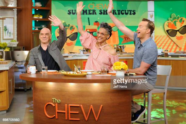 THE CHEW Joy Bauer is the guest Tuesday June 20 2017 on ABC's 'The Chew' 'The Chew' airs MONDAY FRIDAY on the ABC Television Network KELLY