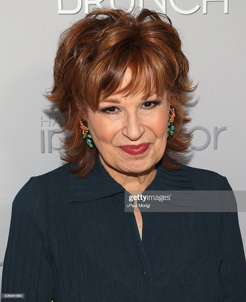 <a gi-track='captionPersonalityLinkClicked' href=/galleries/search?phrase=Joy+Behar&family=editorial&specificpeople=214608 ng-click='$event.stopPropagation()'>Joy Behar</a> attends the Garden Brunch prior to the 102nd White House Correspondents' Association Dinner at the Beall-Washington House on April 30, 2016 in Washington, DC.