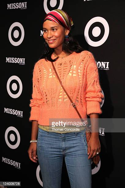 Joy Bryant attends the Missoni for Target Private Launch Event on September 7 2011 in New York City