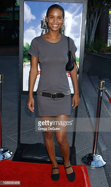 Joy Bryant during 'Garden State' Los Angeles Premiere Arrivals at Director's Guild of America in Hollywood California United States