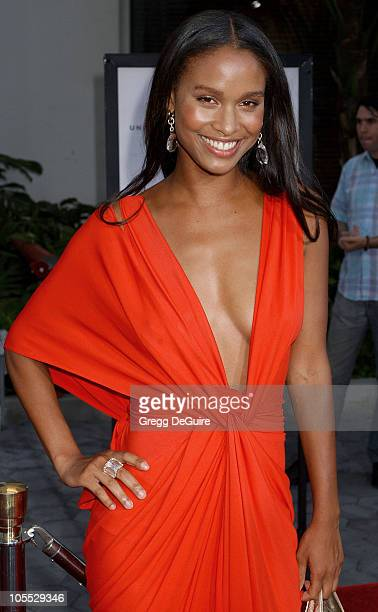 Joy Bryant during 'The Skeleton Key' Los Angeles Premiere Arrivals at Universal Studios Cinema in Universal City California United States