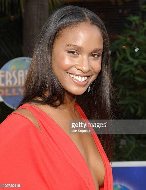 Joy Bryant during 'The Skeleton Key' Los Angeles Premiere Arrivals at Universal City Walk in Universal City California United States