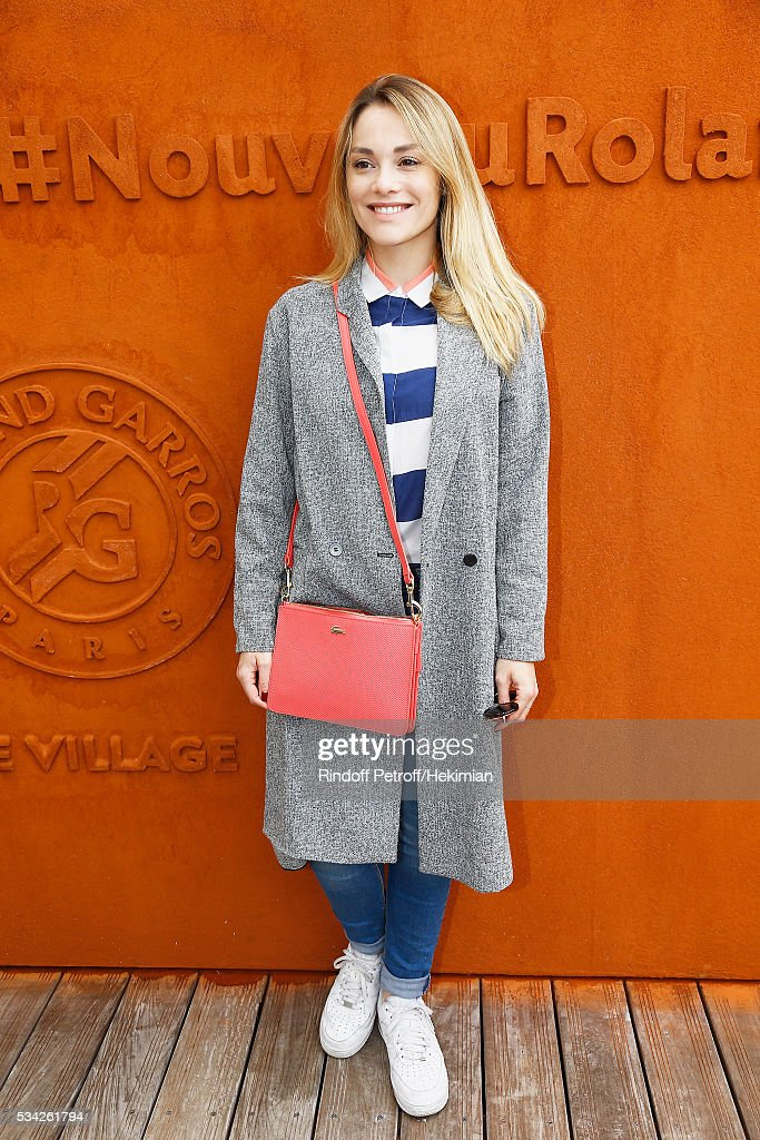 Joy Esther attends day four of the French Tennis Open at Roland Garros on May 25, 2016 in Paris, France.