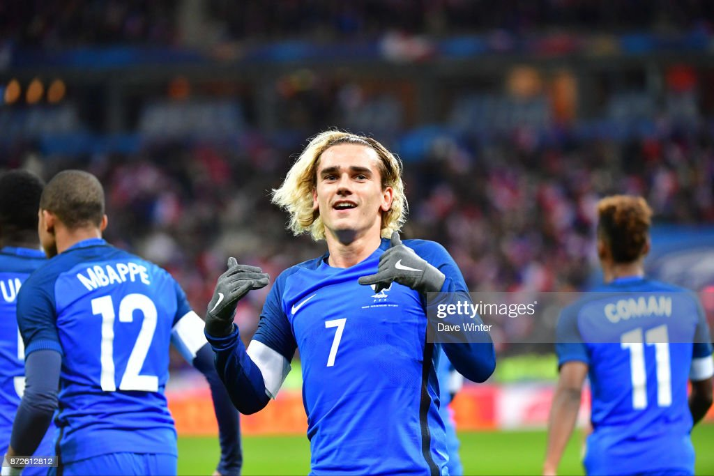 France v Wales - International friendly match : News Photo