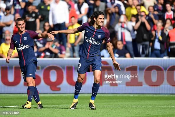 Paris Saint Germain v Amiens SC - Ligue 1 : News Photo
