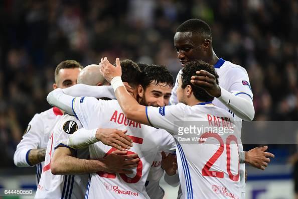 Olympique Lyonnais v AZ Alkmaar - Europa League : News Photo