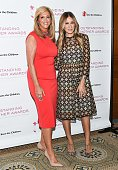 Joy Mangano and Sarah Jessica Parker attend the 2016 Outstanding Mother Awards on May 05 2016 in New York New York
