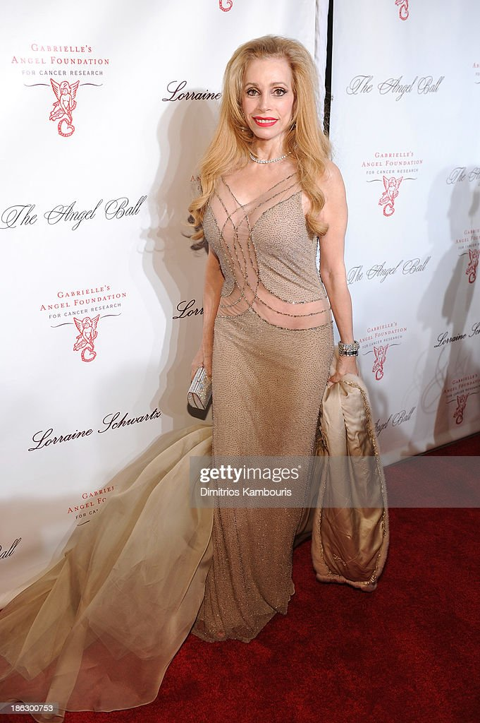 Joy Marks attends Gabrielle's Angel Foundation Hosts Angel Ball 2013 at Cipriani Wall Street on October 29, 2013 in New York City.