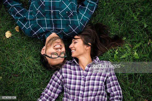 Joy of being in love
