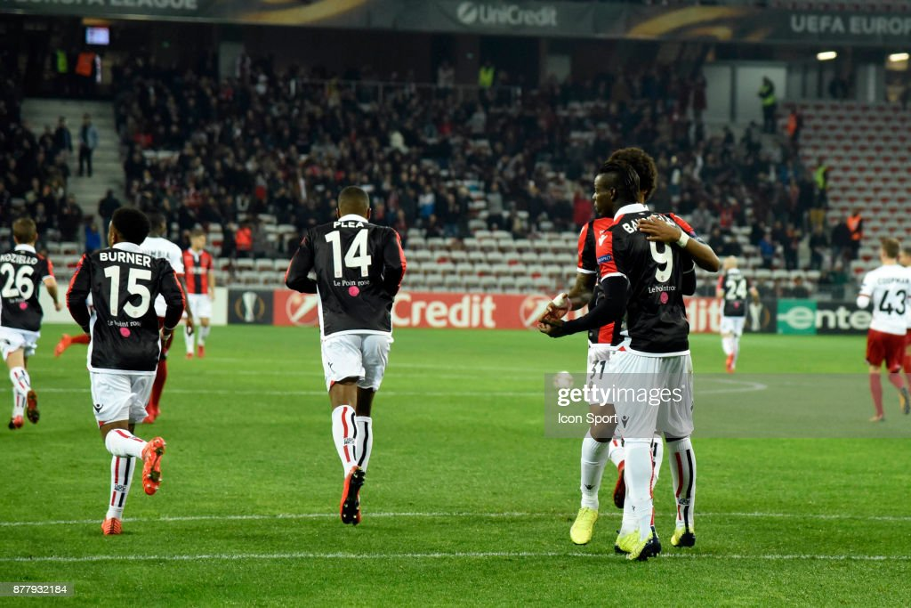 OGC Nice v Zulte Waregem - Europa League