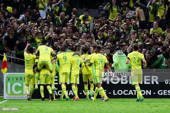 FC Nantes v EA Guingamp - Ligue 1 : News Photo