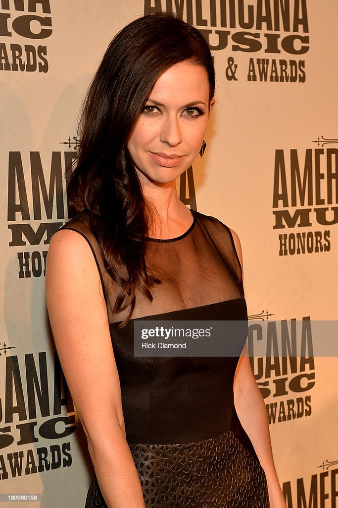 Joy Williams of the Civil Wars attends the 12th Annual Americana Music Honors And Awards Ceremony Presented By Nissan on September 18, 2013 in Nashville, Tennessee.