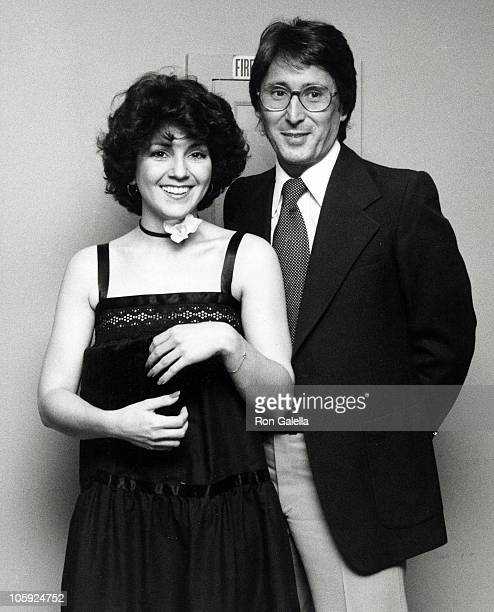 Joyce DeWitt and guest during ABC TV Affiliates Dinner April 12 1977 at Century Plaza Hotel in Los Angeles California United States