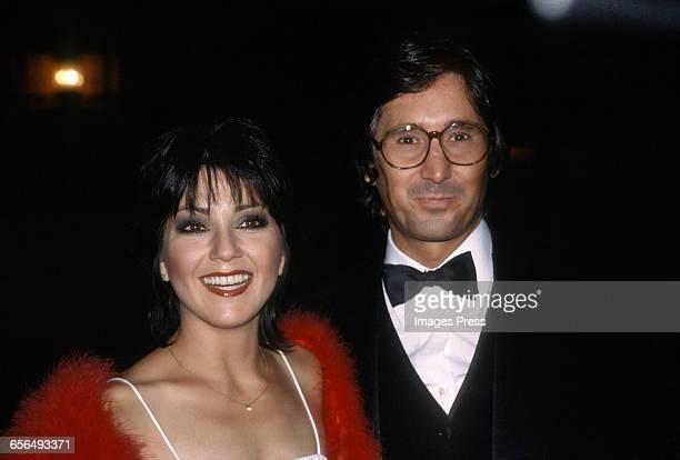 Joyce DeWitt and Ray Buktenica circa 1980s in New York City