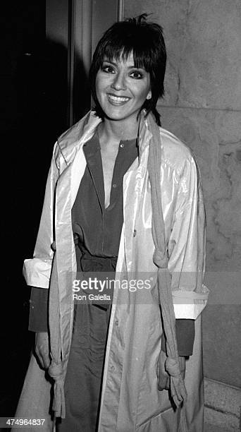 Joyce DeWitt attends Because We Care Benefit Party on January 29 1980 at the Dorothy Chandler Pavilion in Los Angeles California