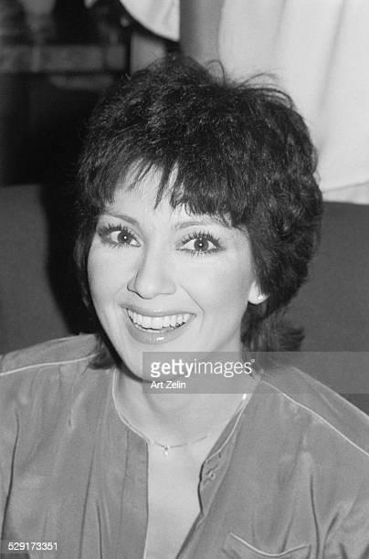 Joyce DeWitt closeup circa 1970 New York