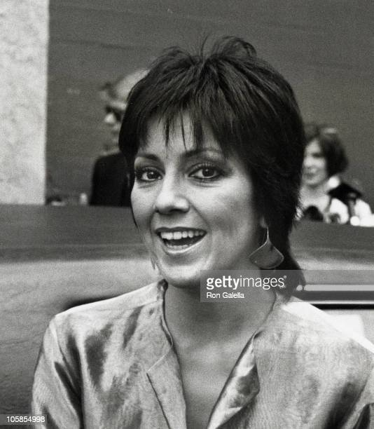 Joyce DeWitt during 1979 Photoplay Awards at Merv Griffin Studios in Los Angeles California United States