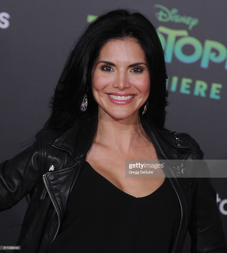 Joyce Giraud arrives at the premiere of Walt Disney Animation Studios' 'Zootopia' at the El Capitan Theatre on February 17, 2016 in Hollywood, California.