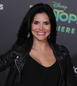 Joyce Giraud arrives at the premiere of Walt Disney Animation Studios' 'Zootopia' at the El Capitan Theatre on February 17 2016 in Hollywood...