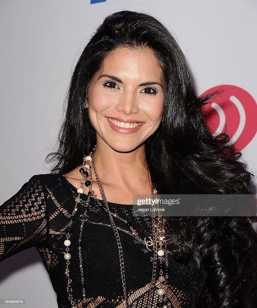 <a gi-track='captionPersonalityLinkClicked' href=/galleries/search?phrase=Joyce+Giraud&family=editorial&specificpeople=841715 ng-click='$event.stopPropagation()'>Joyce Giraud</a> de Ohoven attends KIIS FM's Jingle Ball at Staples Center on December 6, 2013 in Los Angeles, California.