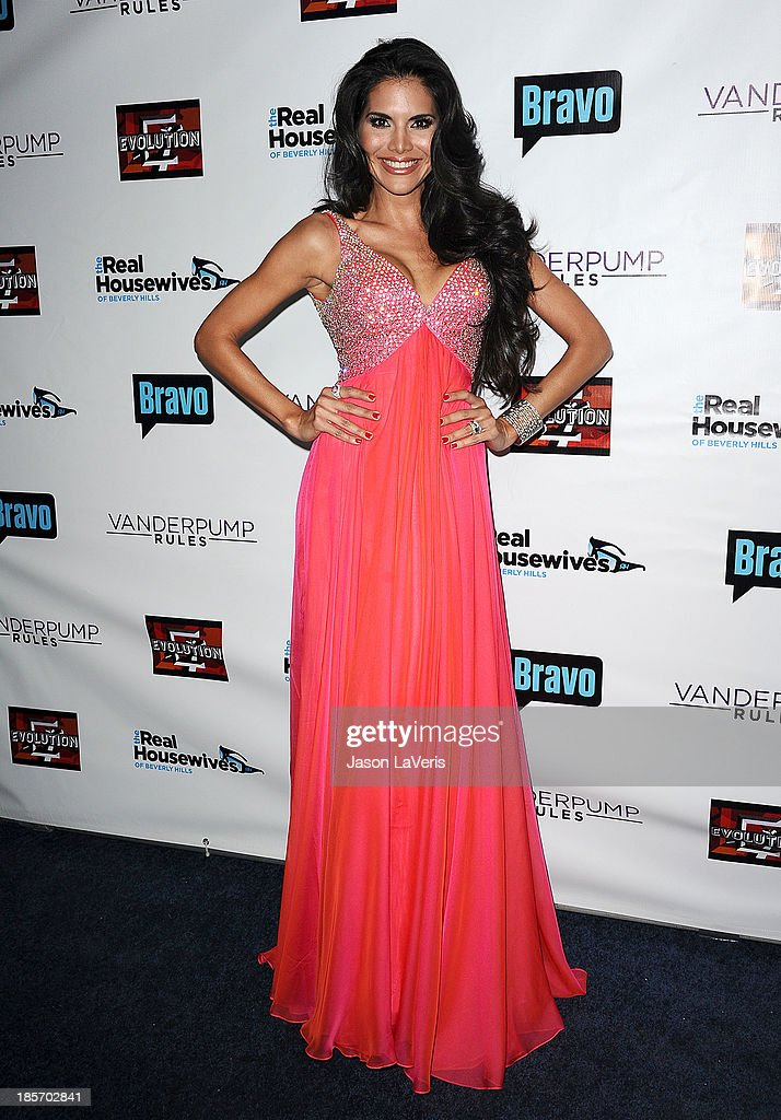 Joyce Giraud de Ohoven attends the 'The Real Housewives of Beverly Hills' and 'Vanderpump Rules' premiere party at Boulevard3 on October 23, 2013 in Hollywood, California.